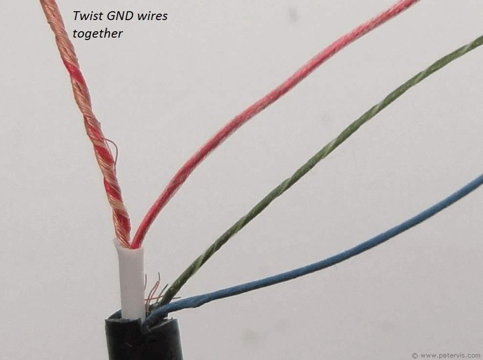 onikuma model k5 jack plug replacement