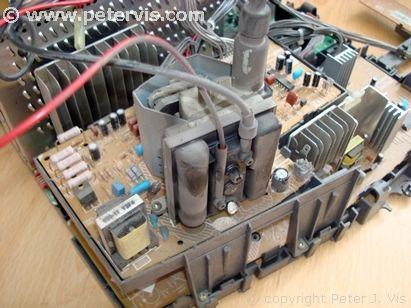 Line Output Transformer (LOPT) / Flyback (FBT)