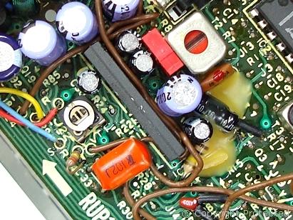 Panasonic RX-1950 PCB