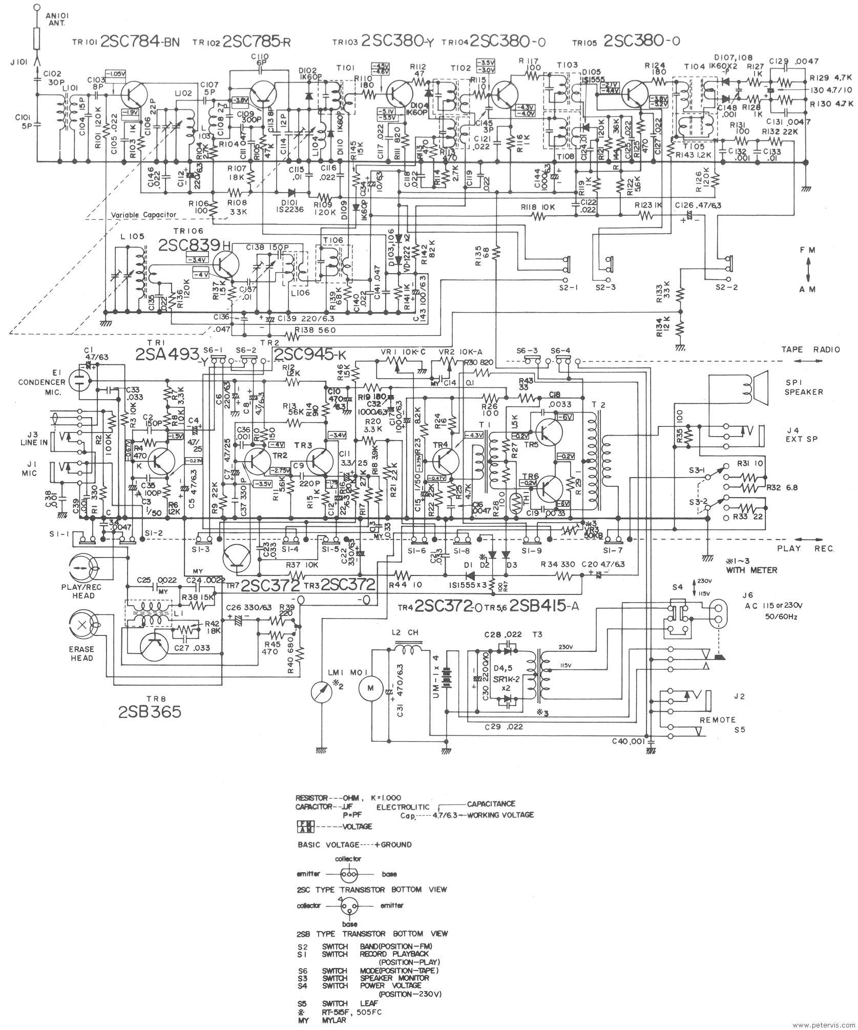 Rt 180 Wiring Diagram