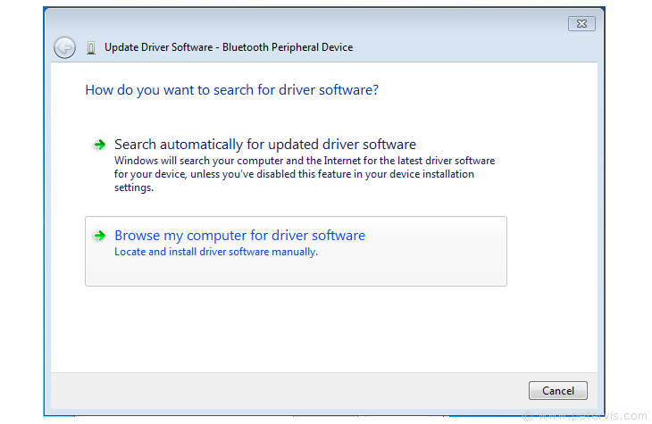 Installing Peripheral Device Drivers -- Solved