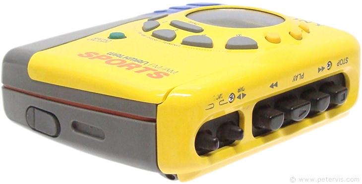 Sony Wm Fs493 Sports Walkman